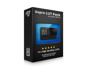 GoPro Lut Pack Box