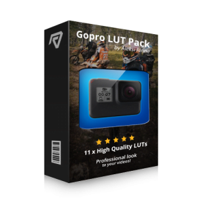 GoPro Action Camera LUT Pack